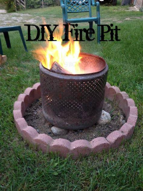 diy pit dryer drum using an washing machine tub cool holidays