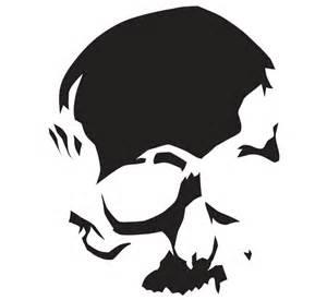 skull stencil template skull stencil template stencil