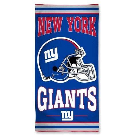 Ny Giants L by New York Giants Towel Ebay