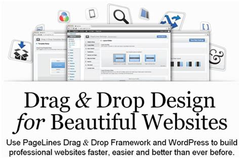 welcome wordpress drag and drop theme builders let give