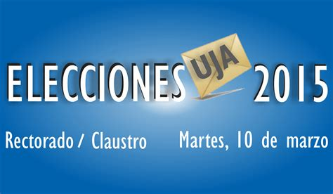 Calendario Candidaturas 2015 Cinco Candidaturas A Las Elecciones A Rector Rectora De La