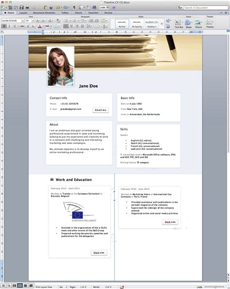 cv templates word pakistan facebook resume template sle resume cover letter format