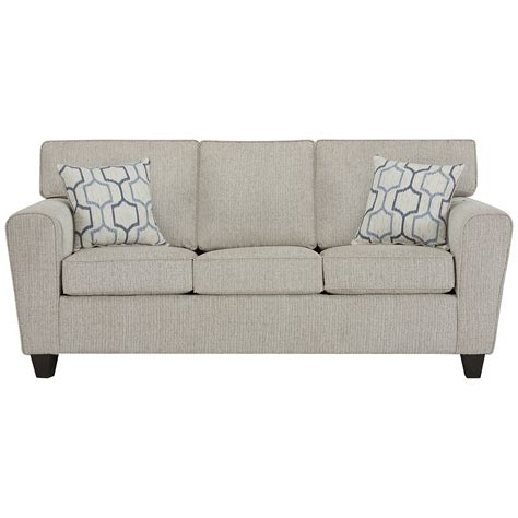 microfiber sofas city furniture zoey lt beige microfiber sofa