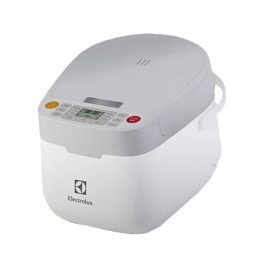 Rice Cooker Merk Electrolux jual electrolux erc6503w rice cooker 1 2 l