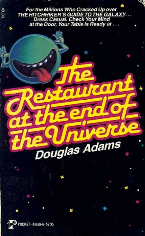 the restaurant at the end of the universe the restaurant at the end of the universe literature