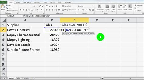 excel tutorial using the if and and or functions microsoft excel if statement tutorial and guide excel