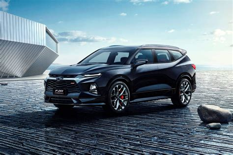 china built  chevy blazer xl   rows reportedly