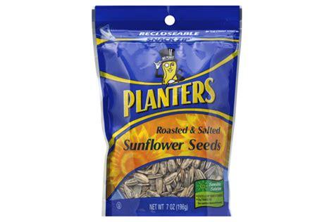 Planters Sunflower Kernels by Planters 174 Sunflower Seeds 7 Oz Kraft Recipes