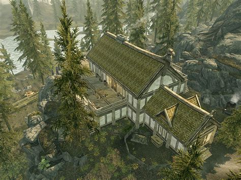 Best House In Skyrim by In Your Opinion Which Hearthfire House Is The Best For A