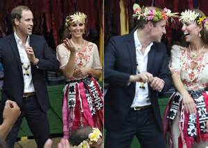 will and kate tribal dance will and kate 187 picture 1 ndtv