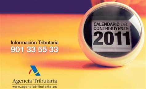 calendario del contribuyente calendario agencia tributaria calendario contribuyente 2016 html agencia tributaria