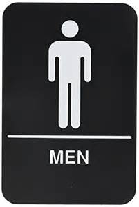 Mens Bathroom Sign Amazon Com Seller Profile Two Dudes Designs