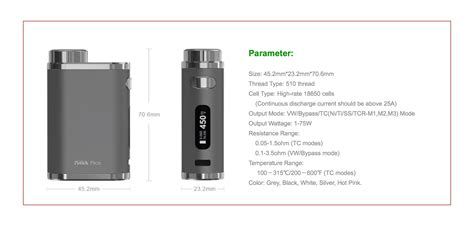 Eleaf Istiq Pico 75w Free Baterai Liqua eleaf istick pico 75w starter kit vape cigarette silver with free samsung 18650 battery and