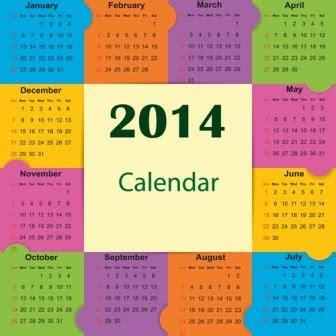 design of calendar 2014 free calendar design 2014 wall calendar design free