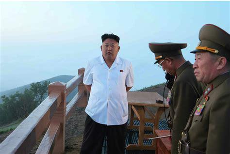 kim jong un short biography kim jong un supervises missile test firings updated and