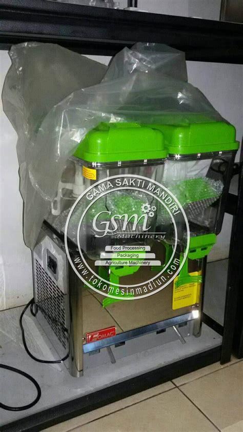 Dispenser Jus Buah mesin dispenser jus 2 tabung toko mesin gama sakti