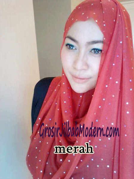 Pashmina Instan Syari pashmina instan syahira merah grosir jilbab modern jilbab cantik jilbab syari jilbab instan