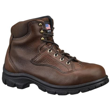 sport steel toe shoes thorogood 174 6 quot steel toe sport hikers root 158562