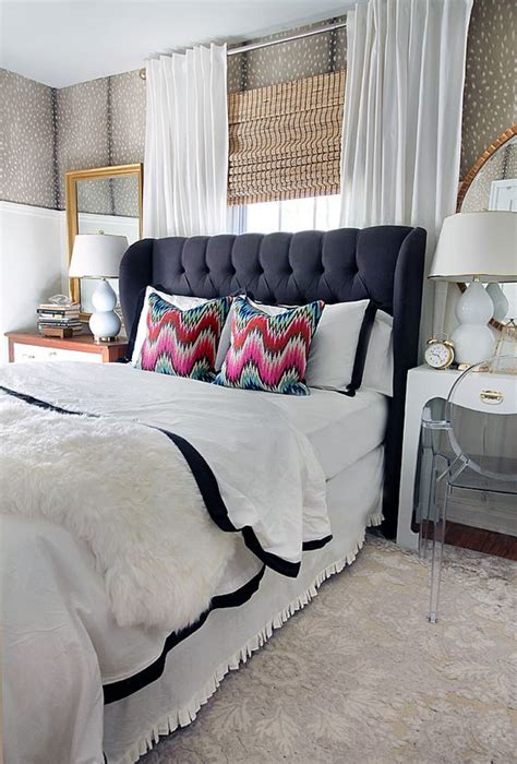 Tufted Headboard Bedroom Ideas by 36 Chic And Timeless Tufted Headboards Shelterness