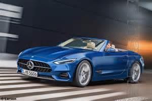 mercedes sl (2020): vorschau, motor und marktstart autobild.de