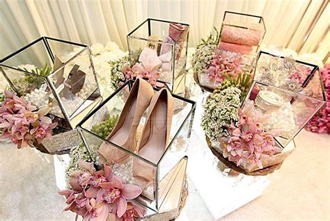 Kaca Cermin Teratai Pink 7 idea hantaran yang trendy kahwinlife
