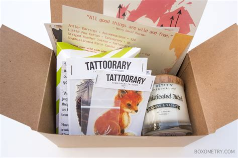 The Best Subscription Boxes For Beyond Birchbox 18 Best Subscription Boxes To Give Get