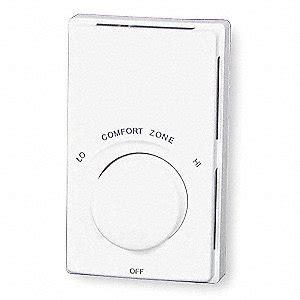 240v baseboard heater thermostat dayton baseboard heat wall thermostat 120 240v 3uf74