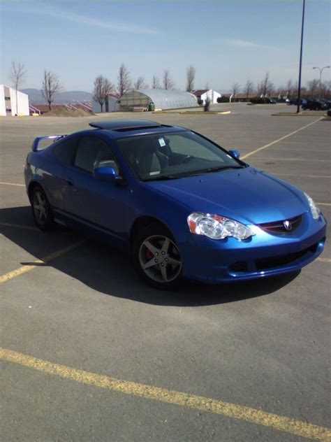Rsx Type S Horsepower by 2002 Acura Rsx Type S 1 4 Mile Trap Speeds 0 60