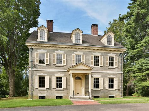 Dutch Colonial Home Plans 11 Historic Homes For Sale In Philadelphia Curbed Philly