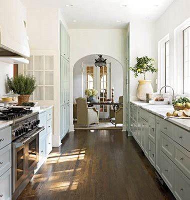 Apartment Therapy Kitchen Island by Galley Kitchen Designs Blue Tea Kitchens