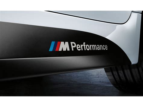 Bmw Performance Sticker by Bmw M Performance Decal For M Sport F30 F31