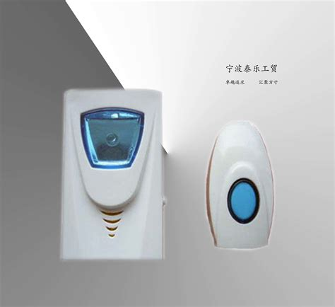 china wireless door bell tl 223 china wireless door
