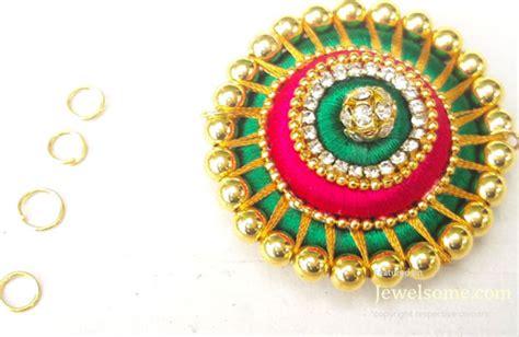 Handmade Rakhi Designs - rakhi designs jewelsome