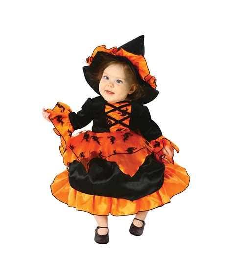 Hat Pet Kotak 6m 18m amelia witch baby toddler costume