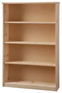pine bookcases unfinished hoot judkins furniture san francisco san jose bay area jc