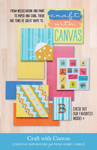 hobby lobby crafts hobby lobby project craft with canvas canvas crafts