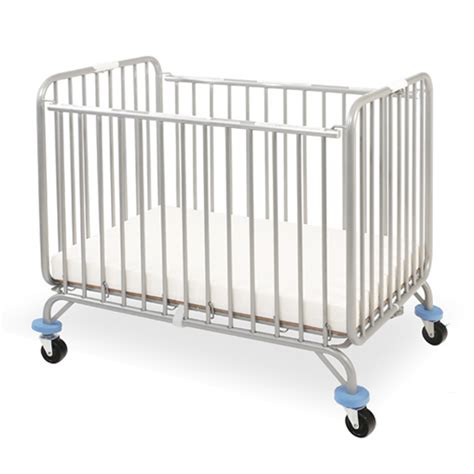 Metal Mini Crib Daycare Cribs Commercial Folding Crib Play Pin Baby Crib Steel Cribs Portable Crib Folding