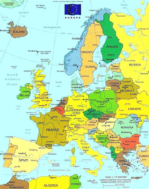 map fo germany stock photo map of germany with neighboring countries