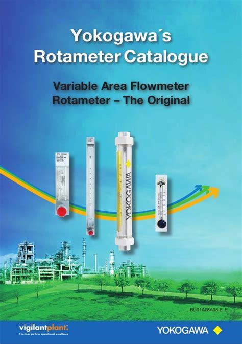 Flow Meter Yokogawa Yokogawa Variable Area Flowmeter