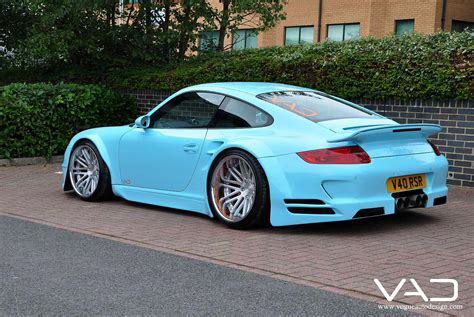 widebody porsche 997 porsche wide body vad porsche 997 rsr wide body cars