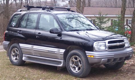 P0171 Jeep 2001 Chevrolet Tracker Overview Cargurus