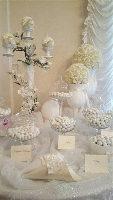 vasi confettata oltre 25 fantastiche idee su buffet di nozze su