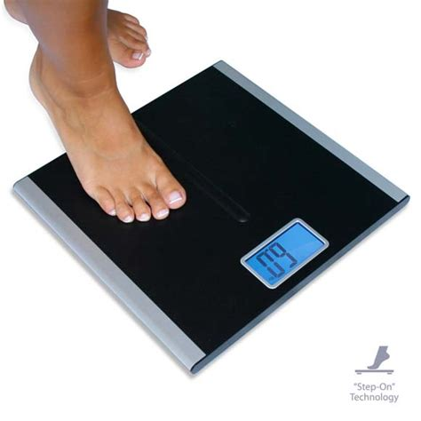 eatsmart precision premium digital bathroom scale with 3 5