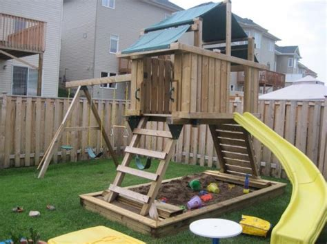 small backyard play structures outdoor play structure for my kids pinterest