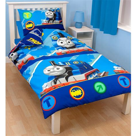 thomas bed set thomas the tank engine bedroom bedding accessories ebay