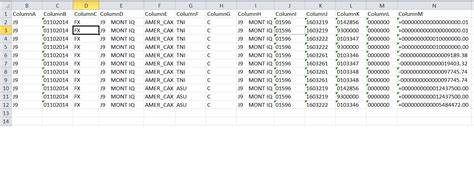 pattern matching in excel excel copy value in text format to different cells based
