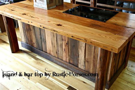 Cedar Wood Bar Tops Kitchen Island Bar Top