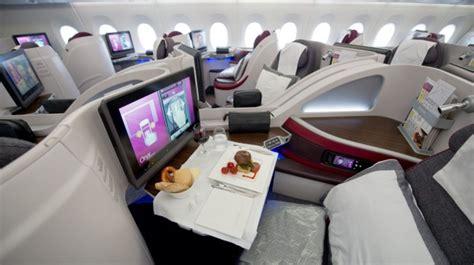 Qatar Airways Interior by Airbus A350 Delivered To Qatar Airways