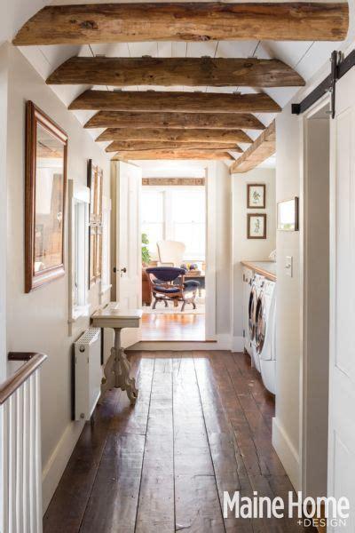 classic white  england farmhouse  maine