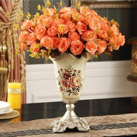 Flower Vase Decoration Home Flower Vase Home Furnishing Decorative Crafts Decoration And Wedding Decoration In